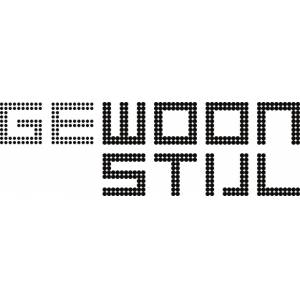 Toou JOI Twenty tuinstoel - Kunststof wit met zitkussen