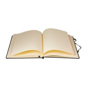 Xenos Schetsboek A4 - zwart - 80 vellen