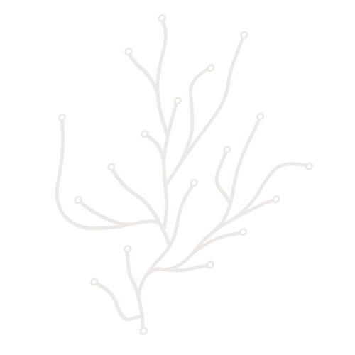 Vitra Algue Scheidingswand Wit