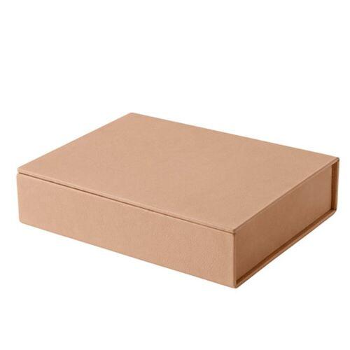 Fritz Hansen Leather Box Opbergdoos - Small