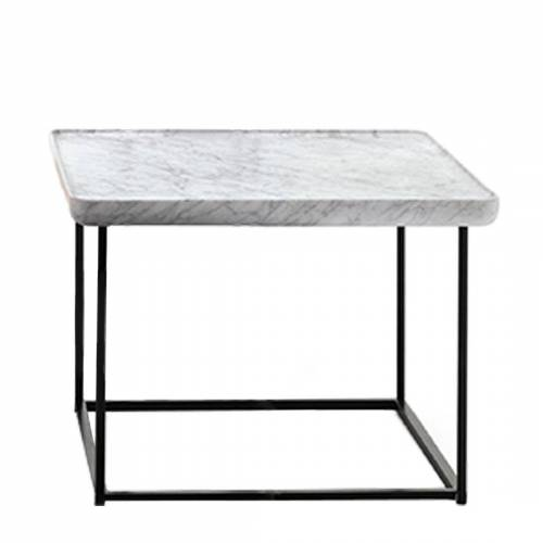 Cassina Torei Tafels - Vierkant Carrara Marmer