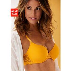 Lascana Lingerie  - oranje - Size: 70;70;75;75