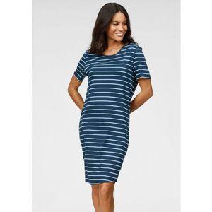 Schiesser Nachtkleding  - blauw - Size: 36;44;48;50