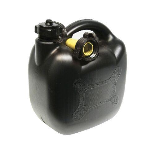 Carpoint Benzinekan 5L 420gr zwart UN/BAM 10025