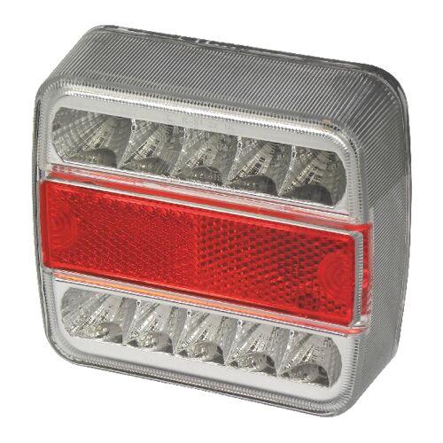 Carpoint Achterlicht 5 functies 10 LED 13937