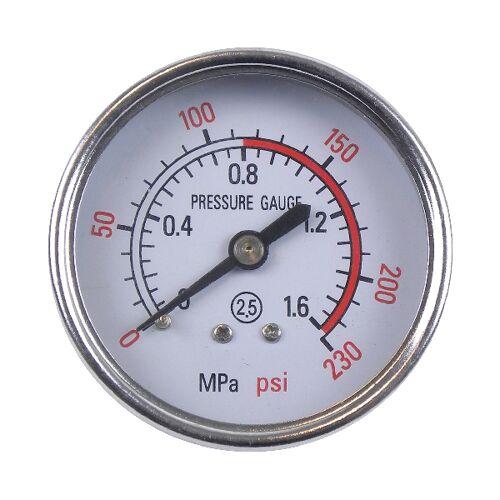 """Carpoint Manometer 40mm 3/8"""" 84896"""