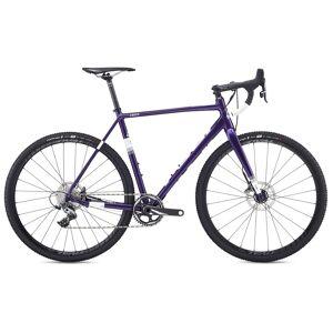 Fuji Bikes Cross 1.1 2020 Fiets - Paars