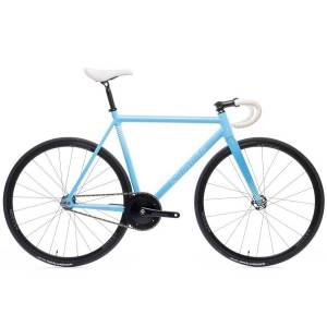 State Bicycle Co. State Undefeated 2 Photon Blue Edition Track Fiets