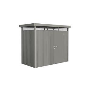 Van Kooten Tuin en Buitenleven Metalen berging Highline H1 275x155x222 cm met enkele deur