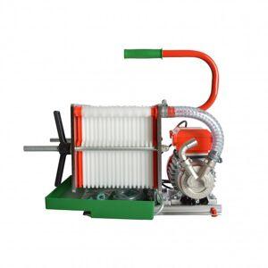 Rover RVS platenfilter 2020 met elektropomp 18 platen