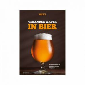 Brouwland Verander water in bier - A. Otte - 2de uitgave