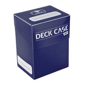 Ultimate Guard Deck Case 80+ Standard Size Blue