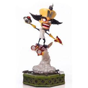 First 4 Figures Crash Bandicoot 3 Statue Dr. Neo Cortex 55 cm