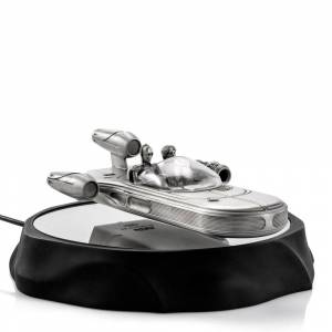 Royal Selangor Star Wars Pewter Collectible Floating Model Landspeeder 19 cm