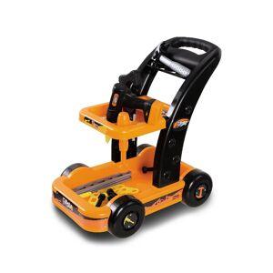 """BetaCollection """"Kinder trolley"""", gereedschapswagen speelgoed, voor kinderen vanaf 3 jaar, compleet met gereedschap 9547T"""