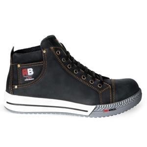 Redbrick Gold Sneaker Hoog S3 Zwart - Maat 41