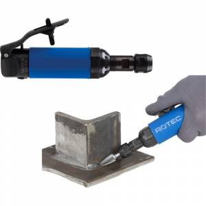 Rotec Spantang ø10mm voor luchtslijper RLS.25 (906.1030) - 9061034