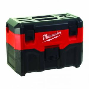 Milwaukee M18 VC2-0 Snoerloze 7,5 liter Nat- en Droogzuiger   zonder accu's en lader