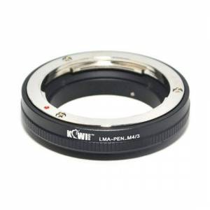 Kiwi Photo Lens Mount Adapter (LMA-PEN_M4/3)