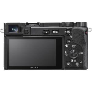 Sony A6100 Zwart + 16-50mm + 55-210mm