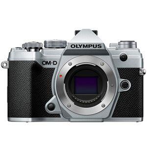Olympus OM-D E-M5 Mark III Zilver + 12-40mm Pro
