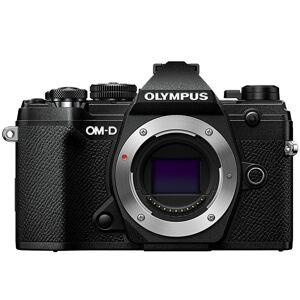 Olympus OM-D E-M5 Mark III Zwart + 12-200mm