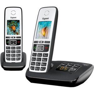 Gigaset A670A DUO systeem met 2 handsets en antw. app.