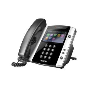 Polycom VVX 601 Bluetooth, HD Voice PoE SKYPE FOR BUSINESS EDITION