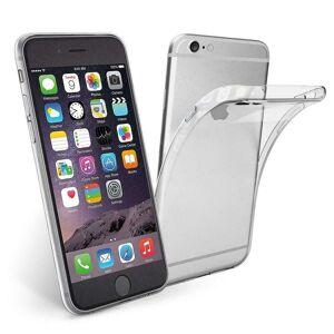 ABRAND iPhone 6/6S Transparant siliconenhoesje / Siliconen Gel TPU