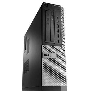 Dell Optiplex 990 SFF - Core i7-2600 - 8GB - 240GB SSD + 2000GB HDD - DVD-RW - HDMI