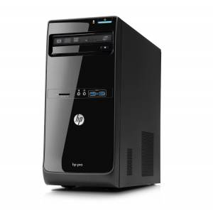 HP Pro 3400 Tower - Core i7-2600 - 8GB - 500GB HDD - DVD-RW
