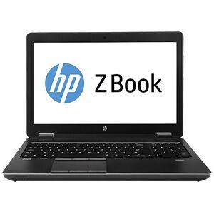 HP Zbook 15 - Intel Core i7-4800MQ - 16GB - 500GB HDD - HDMI