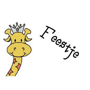 Kraamfeest met Giraffe