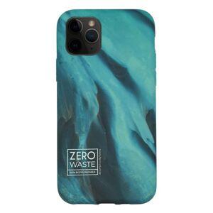 Wilma - iPhone 12 Hoesje - Glacier Biodegradable Blauw