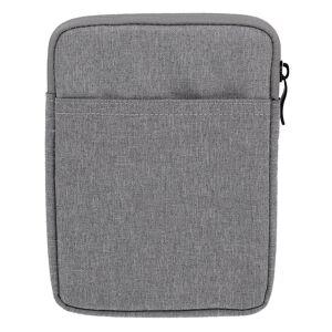 Shop4 - 6 inch E-reader Laptop Hoes - Sleeve Grijs