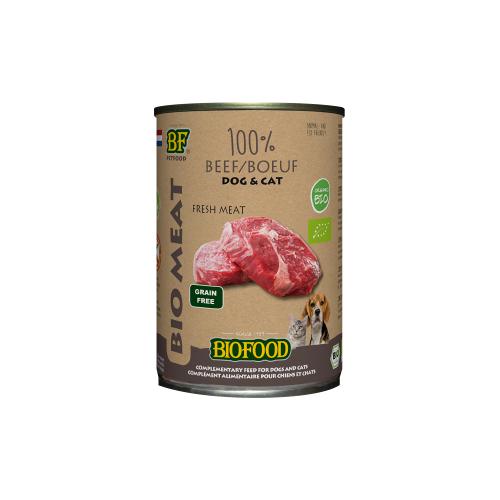 Biofood - Organic 100% Rundvlees