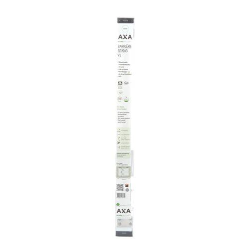 Axa Barrierestang 95cm wit op de dag SKG* 7614-95-54