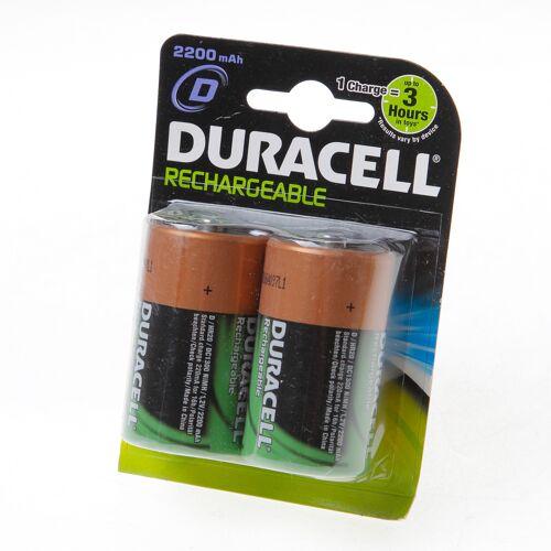 Algemeen Duracell Batterij GP oplaadbaar lr20 D blister van 2 batterijen