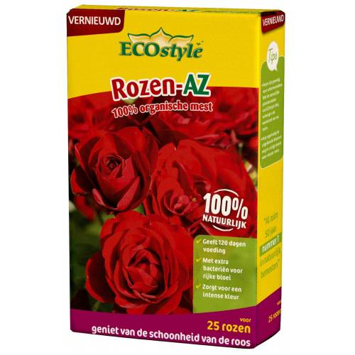Ecostyle Organische Meststof Rozen-AZ 800 g