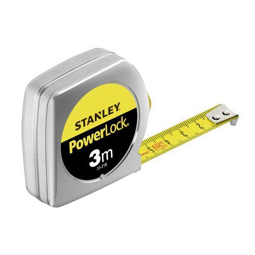 Stanley Rolbandmaat Powerlock 3 Meter