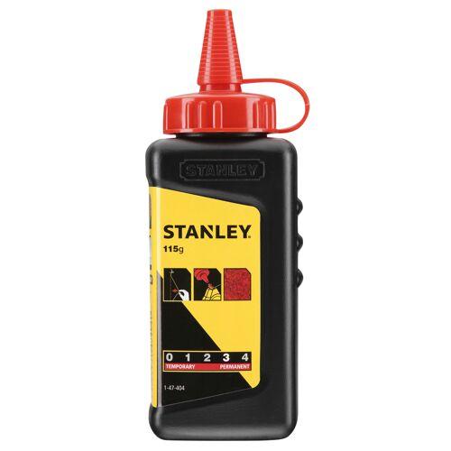 Stanley Slaglijnpoeder Rood - 115 gram