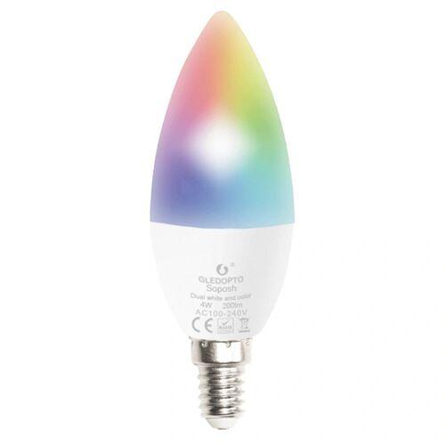 Zigbee LED lamp RGBWW 4W E14 fitting - Hue alternatief LED lamp