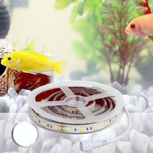 LSK 5 t/m 50 cm aquarium LED strip Koud Wit