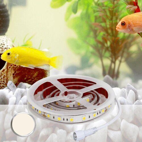 LSK 50 t/m 70 cm aquarium LED strip Warm Wit