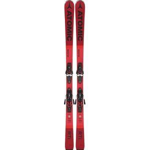 Atomic Beste Test Redster RTI race carve ski  - Rood - Size: 149