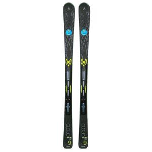Atomic Cloud Nine AASS 02454 sport carve ski dames  - Zwart - Size: 150