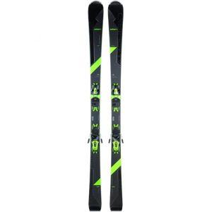 Elan Amphibio 12 C 601.10140.000 sport carve ski  - Zwart - Size: 160