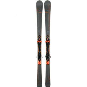 Elan Amphibio 14 Ti ABJG FT20 sport carve ski  - Antraciet - Size: 160