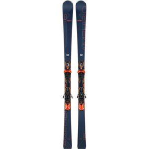 Elan Beste Test Amphibio 16Ti 601.10120.000 race carve ski  - Blauw - Size: 166