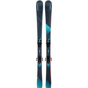 Elan Beste Test Insomnia 601.13130.000 sport carve ski dames  - Blauw - Size: 164